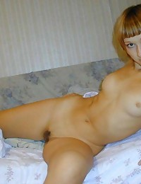 Nice and sexy compilation of Jana's hot naked selfpics