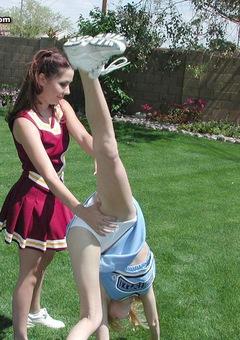 Cheerleaders Pics