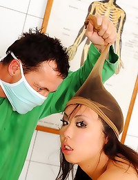 Full fetish gallery with doctor