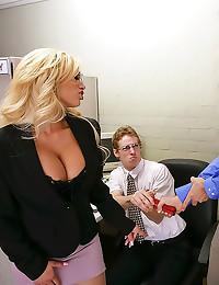 Shyla Styles office sex
