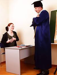 Student fucked by the dean