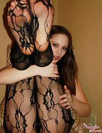 The body stocking lingerie se...