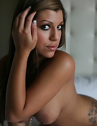 Sultry Briana Lee Seduces Us