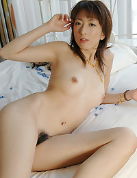 Foxy Asian with perky tits