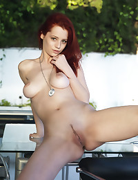 Ariel will make your day with this Errotica Archives photo gallery.