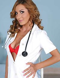 Blonde Minx Alice The Horny Nurse