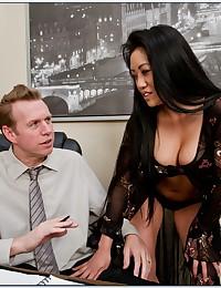 Asian girl big hotncock sex