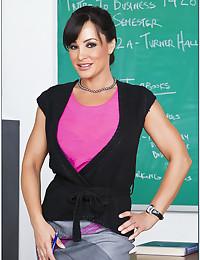 Your hot teacher