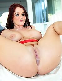 Busty Brunette Goddess Sophie Dee Drilled