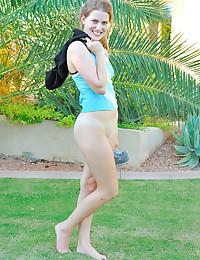 Flexible Emilie Strips Outdoors