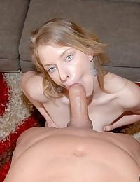 Smiley Vixen Jessica Gets Drilled Deep