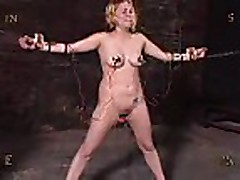 White girl tied up...BMW...HighLights