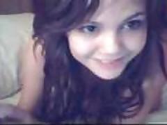 Cam; Webcam girl masturbate