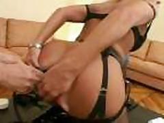 Sarah James Gets Kinky