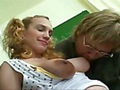 Blonde Teen Pregnant