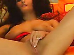Cam no sound: Hot babe on webcam 2