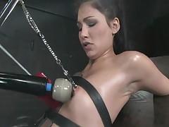 Jade Indica - Device Bondage