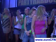Gorgeous Party Chicks Dancing With The Stripper