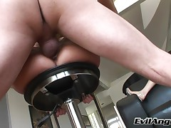 Mark Ashley And Nicole Ray And Miley Ann - Dont Make Me Beg #02 - Cute Wifes Watching Her Husband Fu
