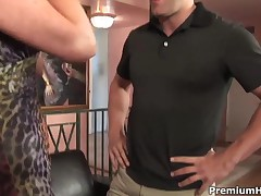 Katrena Starr - Skilled Blonde Cougar Katrena Starr Is Still Hot And Ready For Some Action
