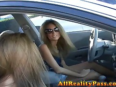 Love Twins - Mr Big Dick Hot Chicks