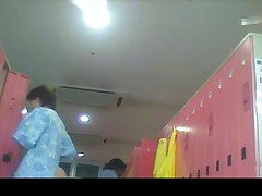 Spycam In Dressing Room 1 By GotCuteAsian
