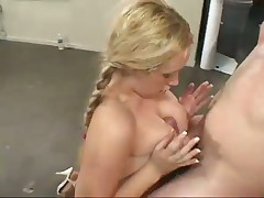 Kayla Marie Gets Fucked By The Busdriver Dave Hardman