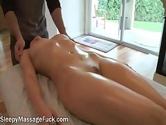 Sleepy Massage Fuck