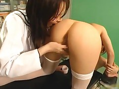 Hot Asian Nurse Enjoys Sex 5 By MyJPnurse