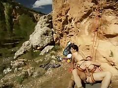 Climbing turns into fucking