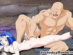 Hentai Sex Scene
