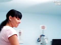 Jessica Sanchez - Jessica Sanchez Pussy Gyno Visit At Kinky Gynoclinic