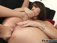 Dana DeArmond And Donna Bell - Top Wet Girls #05
