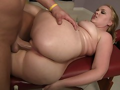 Deep Tushy Massage 2