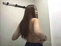 Dressing room spy cam 2