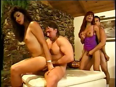 Two Bros Nails Some Tranny Prostitutes