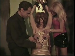 Milf Titilated By Dominators