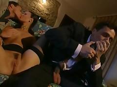 Claudia Rossi Bourgeoise de jour chienne de nuit