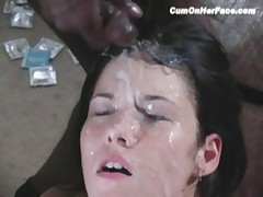 Allie Sin Cum Compilation