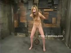 Beautifull ass spanking video