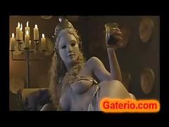 Viva Bianca Desnuda y Follando en Spartacus