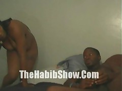 midget Mandingo Man FUcks Dirty White Trash p1