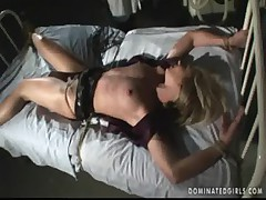 Domination Victim  Cindee White - Dominated Girls