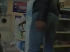 secret public pissing on mobile camera