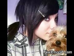 Crazy Emo Teen GFs!