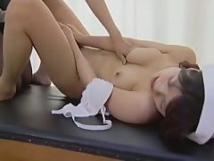 Lady doc and nurse