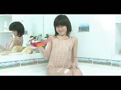 Asian girl - bath time