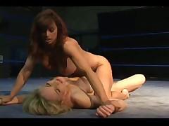 Nude Wrestling