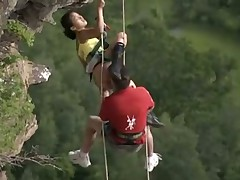 Outdoor sex to the extreme
