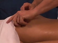 Awesome Chick Massaged  Fucked